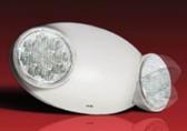 Lightalarms LCA-2LEDR - 2 Head LED Emergency Unit