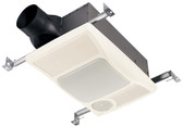 Broan 100HL - 100 CFM Exhaust Fan & Light