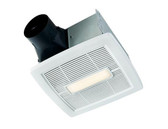 NuTone AEN80L - 80 CFM Exhaust Fan & Light