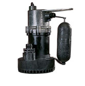 Little Giant 505700 - 1/4 HP Basement Sump Pump