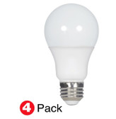 Satco S28770- LED A19 E26 11.5W 2.7K 4/PK  Bulbs