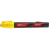Milwaukee Tool 48-22-3721 INKZALL™ Liquid Paint Marker / YELLOW