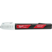 Milwaukee Tool 48-22-3711 INKZALL™ Liquid Paint Marker / WHITE