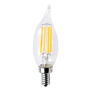 HALCO 85066 LED E12 4.5W 3K 4.5W 120V Bulb