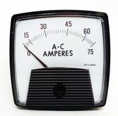SEW® ST9040LSPB  Amp Panel Meter 0-75 AC