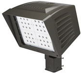 ATLAS PFL126LEDS 126W LED Alpha Power Flood Pro Flood Light Replaces up to 400W MH With Slipfitter, 4500K