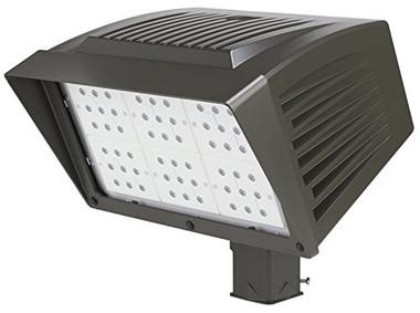 ATLAS PFXL126LEDS 126W LED Power Flood Fixture w/Slipfitter