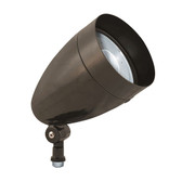RAB Lighting HSLED13 13 Watts LED Spotlight Bullet Shape 120-277V