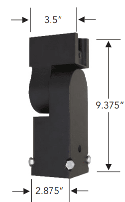 HOWARD XALE-XFLE Series Mounting Accessory, Slipfitter