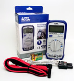 UEI DIGITAL MULTIMETER 600VAC/600VDC W/TEMP