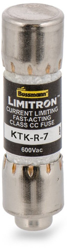 Bussmann KTK-R-7 - 600 Volt Fast-Acting Fuse