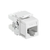 Leviton 61110-RW6 eXtreme Cat 6 QuickPort Jack - WHITE
