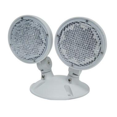 MORRIS 73127 Remote LED Emergency Lamp Head 2 Head Weatherproof