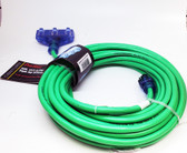 Century ProStar 50ft. 12/3 SJTW Triple Tap Extension Cord