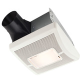 BROAN A50L Broan Flex™ Bathroom Exhaust Fan with Light