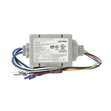 Leviton 20A Standard Power Pack for Occupancy Sensors