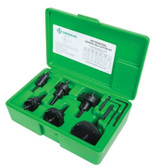 Greenlee 928 - CARBIDE CUTTER KIT, 8PC