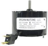 Broan Nu-Tone 26750SER Ventilation Fan Motor  (CLEARANCE)