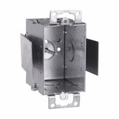 Crouse-Hinds TP216 Gangable Switch Box With Ears and Snap-In Brackets
