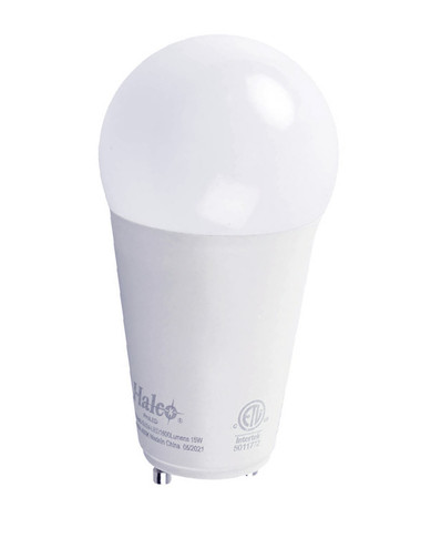 HALCO 88060 GU24 BASE  LED A19 15W 4000K NON-DIMMABLE OMNIDIRECTIONAL ProLED