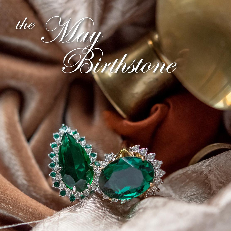 Providence Vintage Jewelry Emeralds