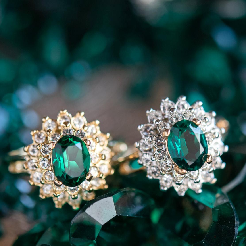 Providence Vintage Emeralds