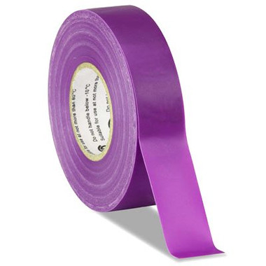 Phase Electrical Tape Purple