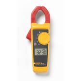 FLUKE Clamp On Ammeter, 400 A AC, 600 V AC/DC