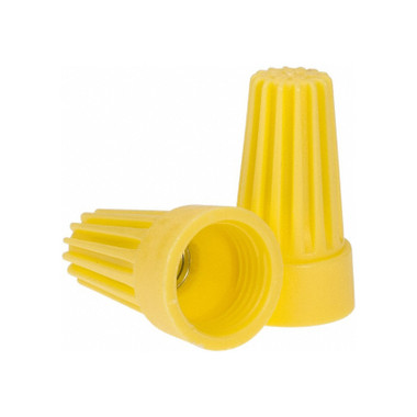 Wire Nut Connector Yellow / WC08227