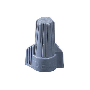 Wire Wing Connector Gray / WC09223