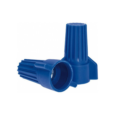 Wire Wing Connector Blue WC09224