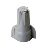 Hex-Lock Wire Connector Gray / WC09226