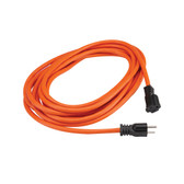 Indoor/ Outdoor Extension Cord Extension Cord 25 Foot, 12 Gauge