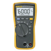 FLUKE Digital Multimeter, Low Impedance, Trms (FL114)