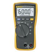 FLUKE Digital Multimeter, Low Impedance, Trms (FL114)
