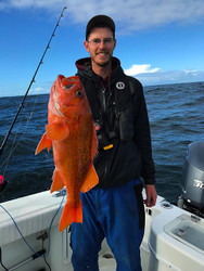 Deep Water Rockfish Trip $275 this is a 50% deposit.