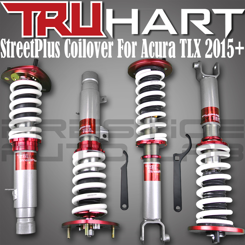 Truhart StreetPlus Adjustable Coilovers Front Camber Plate