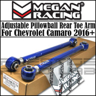 Megan Racing  Rear Toe Arms Kit For Chevrolet Camaro 2016+