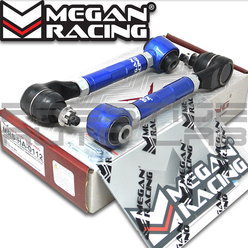 Megan Racing Rear Camber Arms Kit For Acura TSX 2004
