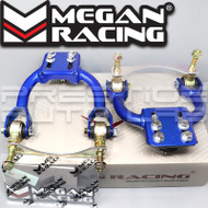 Megan Racing Front Upper Camber Arms Kit For Honda Civic 1992 - 1995 Integra