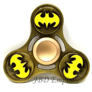 JBD  Batman , Anti-Anxiety Fidget Spinner Toy Helps Focusings EDC Focus Toy for Kids & Adults - Stress Reducer Reliever ADHD Anxiety and Boredom