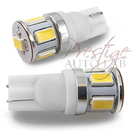 T10 Super Bright White SMD LED Light Bulb 194 168 2825 W5W Interior License door