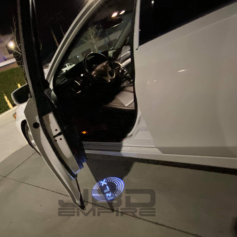 Gen3 Glass LED Ghost Shadow Projector Light Doors Logo