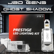 JBD Gen3 Glass Ghost Shadow LED Projector Lights Door Logo Laser for Acura RLX