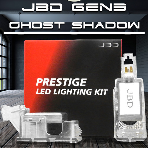 JBD Gen3 Glass Ghost Shadow LED Projector Lights Door Logo