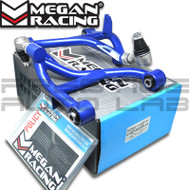 Megan Racing Adjustable Rear Upper Camber Arms Kit For For Infiniti G37 2009-2013