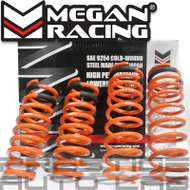 Megan Racing Lowering Springs Kit For Acura TL 2004 - 2008