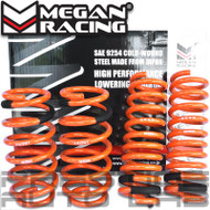 Megan Racing Lowering Springs Kit For Dodge Charger 2006 - 2011 Magnum