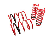 Megan Racing Euro Lowering Springs Kit For Mercedes-Benz C-Class (W203) RWD 2001 - 2005