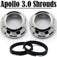 Apollo 3.0 Projector Shroud